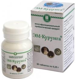 Продукт метабиотический «ЭМ-Курунга»